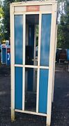 Shipit Vintage Telephone Phone Booth Book Directory Gte Box Enclosure Frontier