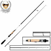 Monkey Lures 225cm 7-28g Solution Contact - Spinnrute Angelrute Jigrute Rute