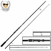 Monkey Lures Mnky Sling Shot 240m 5-25g - Spinnrute Angelrute Raubfischrute