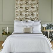 France Yves Delorme Oriane Supima Long Staple Cotton In 500 Thread Count