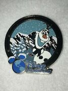 Disney Vacation Club Dvc Olaf Frozen Rare Gift Pin Given On Disney Cruise Line