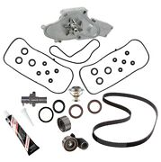 🔥oem Complete Timing Belt Water Pump And Gasket Kit For Acura Honda Pilot Mdx🔥