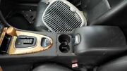Complete Console Front Floor With Vent Finisher End Cap Leather Fits 03-08 S Typ