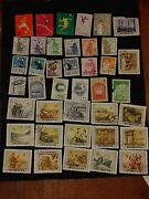 China Prc Stamp Collection Rare Mostly Mint Never Hinged See Photos