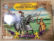 Marx Reissue The Legendary Noble Knights Sir Gordon The Silver Knight