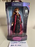 Disney Store Frozen 2 - Anna Limited Edition Doll 17