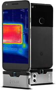 Gen 3 Ios Iphone Thermal Camera For Smart Phones Msx Enhancement Technology New