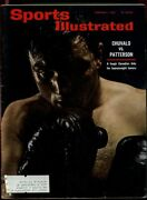 Si Sports Illustrated February 1 1965 Heavyweights Chuvalo Vs Patterson G
