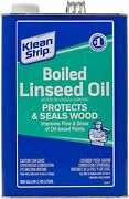 Glo45 Boiled Linseed Oil 1-gallon