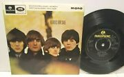 The Beatles - Beatles For Sale 7 Uk Parlophone Mono Ep Original Laminated Front