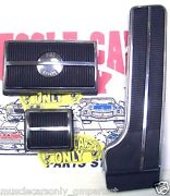 65-70 Caprice Impala Bel Air Automatic Transmission Pedal Pad Kit With Trim