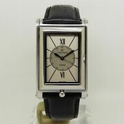 Chronoswiss Ch2673 Cabrio Automatic Silver Dial Square Mens Watch