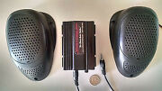 New Classic Car Hidden Secret Ipod Iphone Mp3 Player Stereo System W/ Speakers