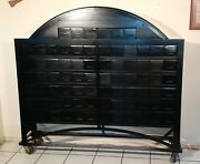 Custom Made 78 Drawer Heavy Duty Apothecary Cabinet For Hardware Or Display