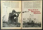 Stoner 63 Modular Weapon System New Weapons For Vietnam 1965 Pictorial
