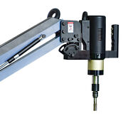 Sfx M6-m30 Electric Tapping Machine With Servo Motor 360anddeg Flexible Arm