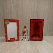 Lenox Disney Beauty And The Beast Rose Ornament Showcase Collection