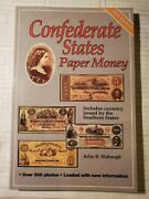 Confederate States Paper Money By Arlie R. Slabaugh Pb 10th Ed. Over 300 Photos