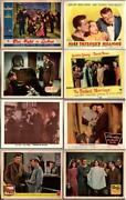 8 Vintage Lobby Cards 1940s Comedy Movies Gary Cooper Fred Macmurray Etc.