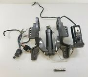 1 Year Wty 832021a6 819325f1 Force 1996-97 Power Trim And Transom Brackets 75 Hp