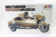 1978 Flh Big Scale Display Model, Motorcycles,by V-twin