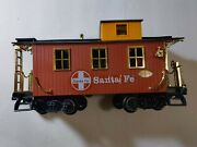 The Rio Grande Rolling Rollin Rolland039n Thunder Tender Train Caboose New Bright