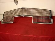 1972 72 Buick Skylark Chrome Grille.......new Car Take Out