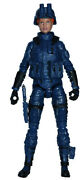 Marauder Task Forcevalkyries 3.75 Inch Female Security-ops