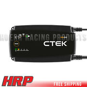 Ctek 40-328 Pro25s High Efficiency 25 Amp Battery Charger And Power Supply