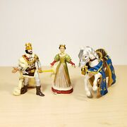 Papo Horse Fantasy Figures Toys And King And Queen Figures.