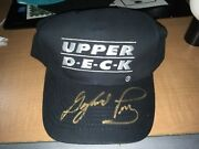 Gaylord Perry Giants Mariner Yankees Signed Signed Upper Deck Hat W/our Coa
