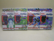 Konami Amdriver Gear Series 11 To 14 Figures Lot Of 4 Shipped From Japan