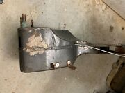 1955-1956 Chevy Bel Air Interior Deluxe Heater Core Box Assembly 55 56