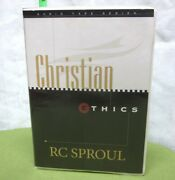 Rc Sproul Christian Ethics Cassette Tape Set Moral Relativism And Natural Law 2001