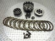2008 06-12 Bmw F800st F800 Lot Clutch Basket Inner Outer Plates