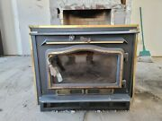 Country Flame E1/6 Wood Burning Fireplace