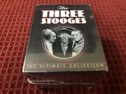 The Three Stooges The Ultimate Collection Dvd, 2012, 20-disc Set Brand New