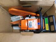 Vintage Stihl 038 Magnum Chainsaw New In Box