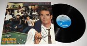 Huey Lewis And The News Signed Autographed Sports Vinyl Album Lp - Coa
