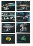 1995 Star Trek Reflections Of The Future Phase One Trading Cards / Choose / Bx53