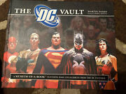 The Dc Vault A Museum-in-a-book With Rare Collectibles - Sealed - New