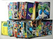Savage Dragon Complete Base Set Of 90 Non Sport Trading Cards