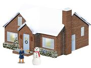 Lionel 6-85410 The Polar Express Hero Boy's Home W/two Figures O Gauge