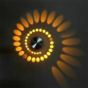 Led Ceiling Light Lamp Decoration Porch 3w Modern Wall Sconce Rgb Light Fixtures