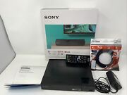 Sony Bdp-s3700 Home Theater Streaming Blu-ray Player With Wi-fi And Hdmi Cord