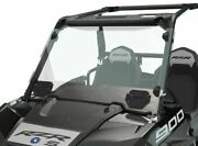 Polaris 2883111 Vented Lock And Ride Windshield For 2015-19 Polaris Rzr 900 - All
