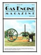 Piersen Engine History, Building An Ignition System, Reid Oil Field Engines