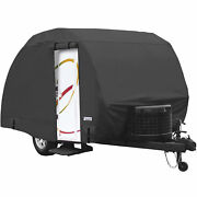 New Waterproof Superior Teardrop R-pod Trailer Cover Fits Up To 18and039 8 L X 6and039 W