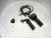 1999 99-04 Triumph Sprint St 955i Oem Right Handlebar Switch Cables Heated Grips