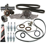 🔥genuine Complete Kit Timing Belt And Water Pump With Plugs For Honda Accord🔥